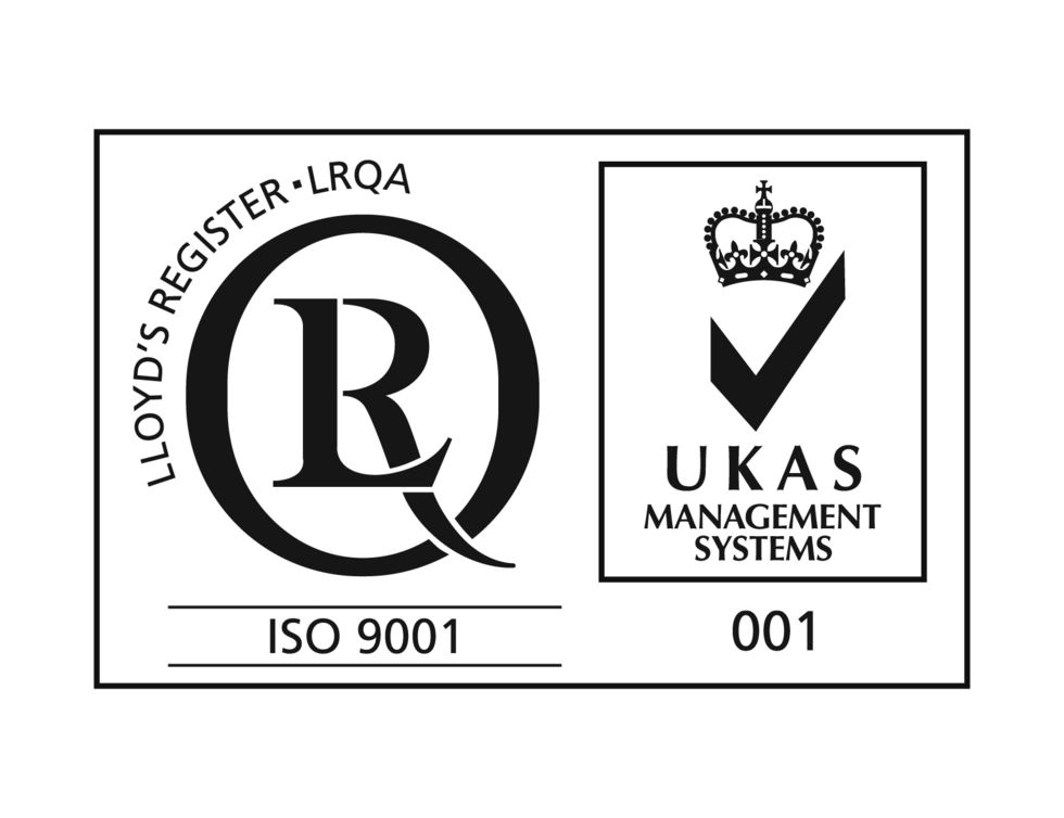 ISO 9001 Siegel - UKAS Management Systems