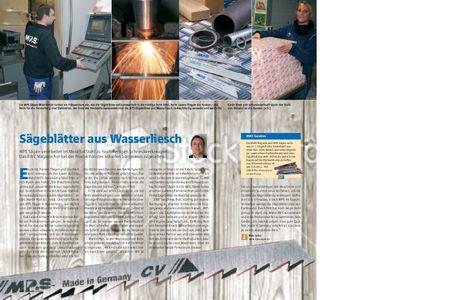 RWE Magazin 1/2011 - Vorschaubild zum Download
